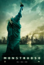 MONSTRUOSO:CLOVERFIELD