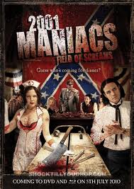 Ver 2001 Maniacs: Field Of Screams Online