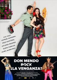 Ver Don Mendo Rock ¿La venganza? Online