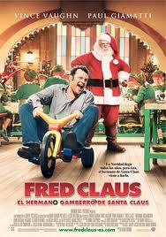 Ver Fred Claus El Hermano Gamberro De Santa Claus Online