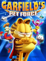 Garfield's Pet Force 3D (2009)