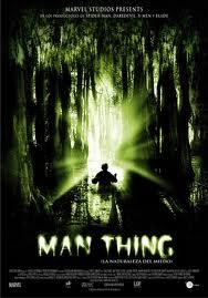 Ver Man-Thing: La Naturaleza Del Miedo Online