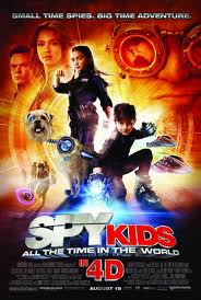 Ver Spy Kids 4: All The Time In The World (2011) online