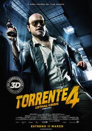 Ver Torrente 4: Lethal Crisis Online